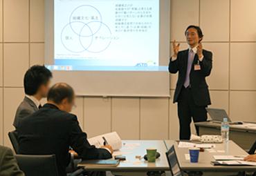 ASTDグローバルネットワーク・ジャパン HPI委員会 発表会レポートの様子