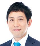 越川慎司氏 プロフィール写真