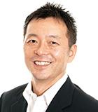 島森 俊央氏 photo