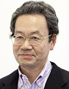 舘岡 康雄氏 photo
