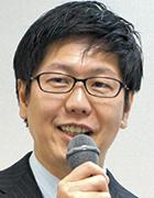 葛城 崇氏 photo