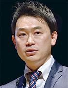 鈴村 賢治氏 photo