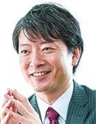 守屋 智敬氏 photo