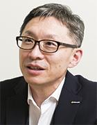 小柳津 篤 プロフィール写真