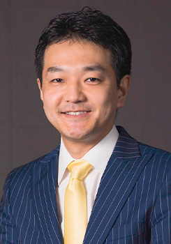早川 幸治氏