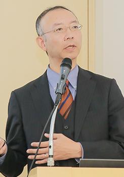 吉野 学氏