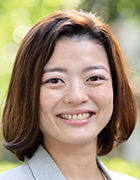 荒川 陽子氏 photo