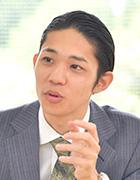 川口 唯貴氏 photo