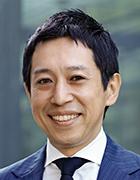 越川 慎司氏 photo
