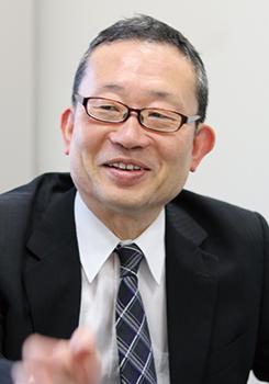 田中 潤氏