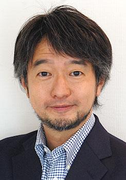 枝川 義邦氏