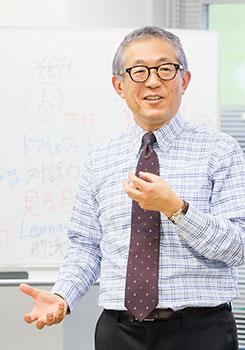 有賀 誠氏