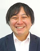 飯野 泰史氏 photo