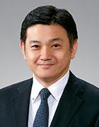 河野 健士氏 photo