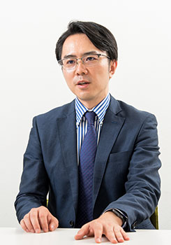 宇田川 元一氏