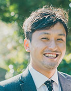下吉 倫太郎氏 photo