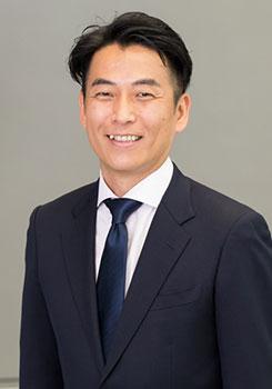 井野岡 大氏