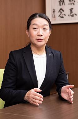 日本電産株式会社 人事部長兼女性活躍推進室長 平田 智子さん