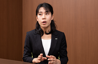 日本電産株式会社 人事部 大津 裕美子さん