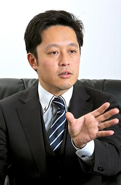 永島寛之さん(株式会社ニトリホールディングス 組織開発室 室長/ニトリ大学 学長)