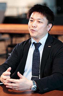 NTTコミュニケーションズ株式会社 可児元嗣さん photo