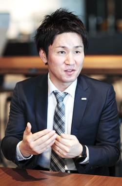 NTTコミュニケーションズ株式会社 下村和弘さん photo