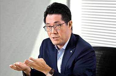 宮﨑雅也さん(第一三共株式会社 人事部 人事グループ 主査)