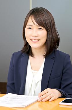 永島友香さん(三菱UFJニコス株式会社 人事部 人材戦略グループ)