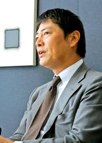 高橋広敏氏 Photo