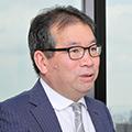 パーソルホールディングス株式会社 代表取締役社長 CEO 水田 正道さん Photo