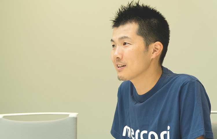 株式会社メルカリ HRグループ マネージャー 石黒卓弥さん Photo