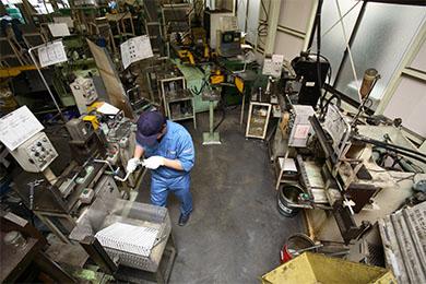 武州工業株式会社 1個流し生産方式