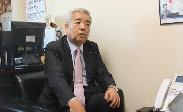株式会社さくら住宅 代表取締役 二宮生憲さん