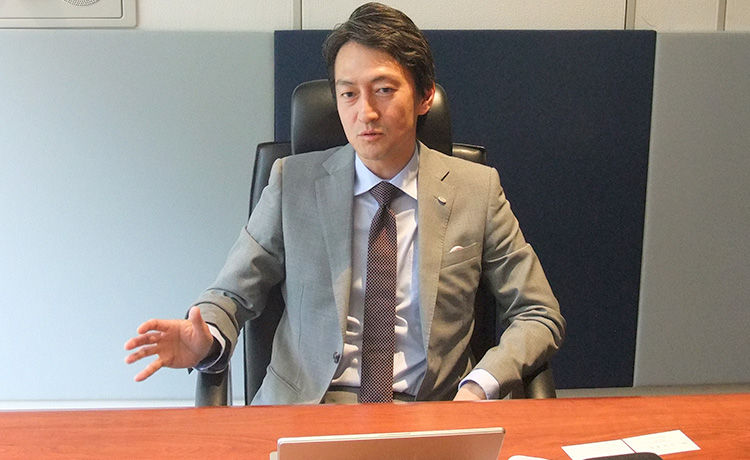 三和建設株式会社 代表取締役社長 森本尚孝さん