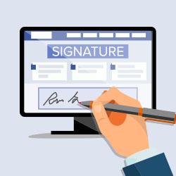 【印鑑レス時代の必須知識】 電子署名、eシール、タイムスタンプの機能と役割、種類別の違い等 電子文書の公的認証制度を整理する