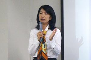 三菱UFJリサーチ&コンサルティング株式会社 経済・社会政策部 主任研究員 矢島洋子氏