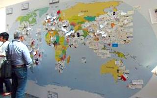 世界地図photo