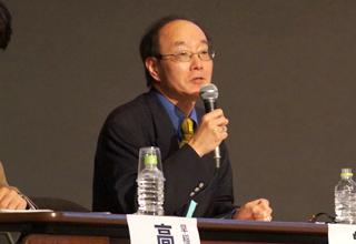 カリフォルニア大学サンディエゴ校教授 富作靖彦氏 photo