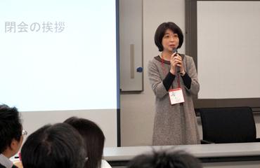 松浦民恵氏 photo