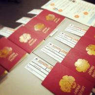 パスポート 写真