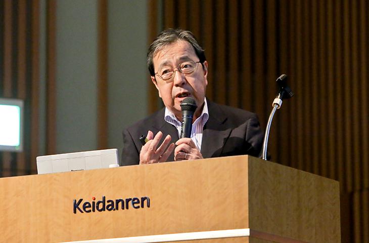 東北大学大学院医学系研究科公衆衛生分野教授 辻 一郎 氏