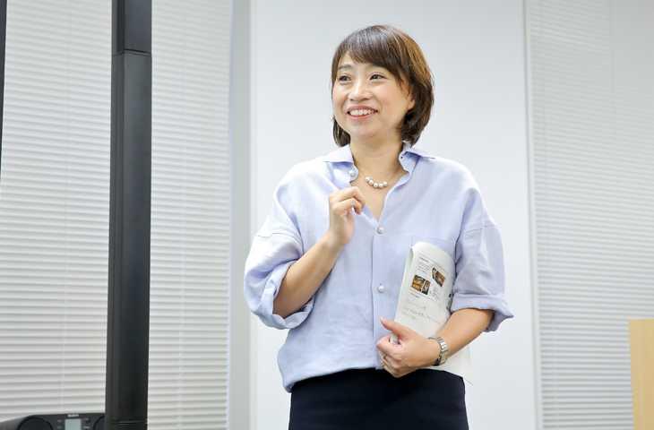 スターバックス コーヒー ジャパン株式会社 人事本部 久保田美紀氏
