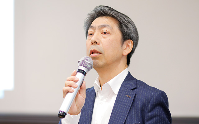 ライフシフト・ジャパン株式会社 取締役CRO・ライフシフト研究所 所長 豊田義博氏