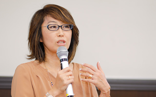 ユニリーバ・ジャパン・ホールディングス株式会社 島田由香氏