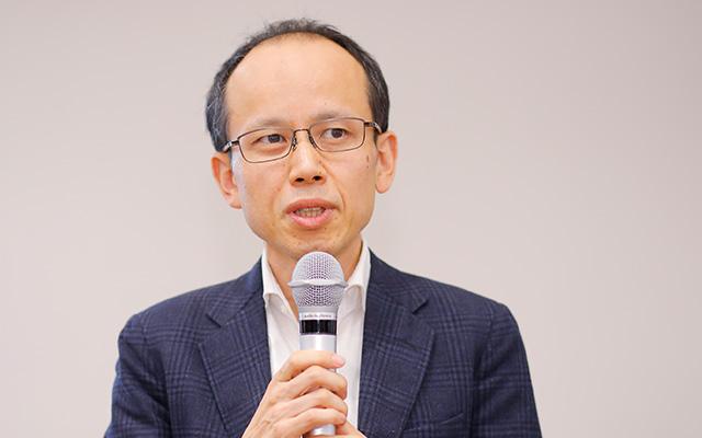 NPO法人ETIC 代表理事 宮城治男氏