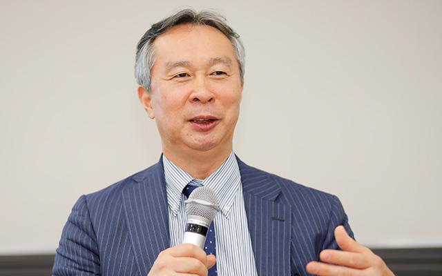 カゴメ株式会社 常務執行役員 CHO最高人事責任者 有沢正人氏