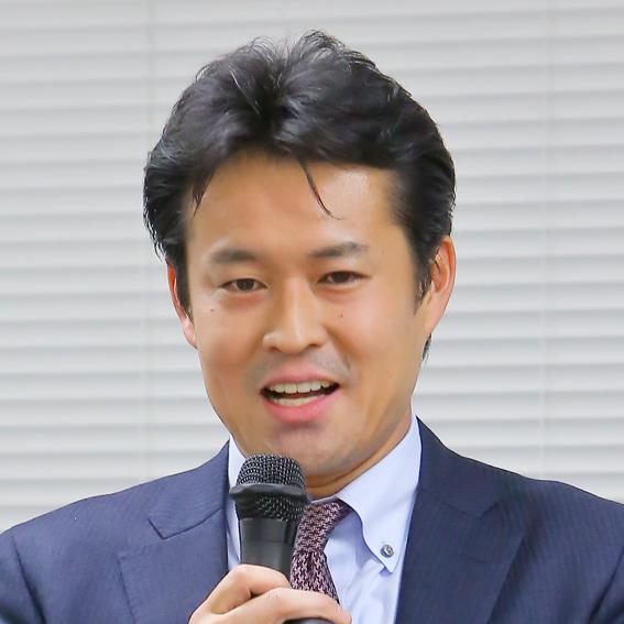 田中 研之輔氏