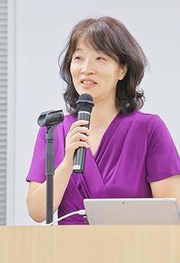 坂爪 洋美氏(法政大学 キャリアデザイン学部 教授)