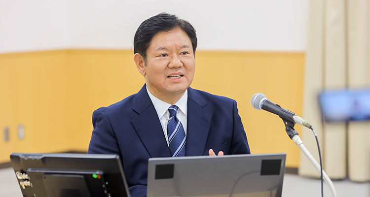 積水ハウス株式会社 顧問 人材開発室管掌 藤間 美樹氏