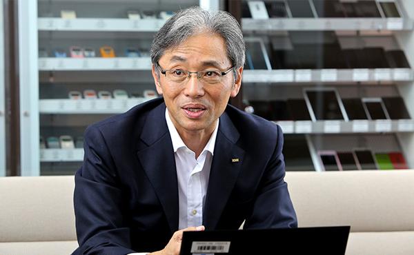 白岩徹さん(KDDI株式会社)photo